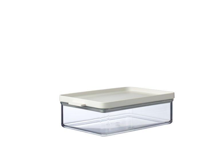 Kühlschrank Dose Aufschnitt : Kühlschrankdose omnia frühstück nordic white mepal