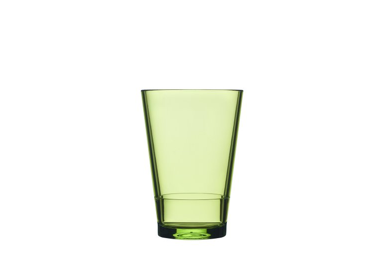 glas-flow-275-ml-lime-hellgrun