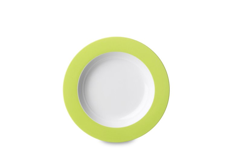 Suppenteller Wave 210 mm - Latin Lime (hellgrün) | Mepal