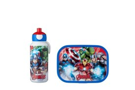 lunchset campus (pu+bd) - avengers