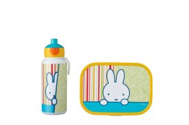 lunchset campus (pu+bd) - miffy