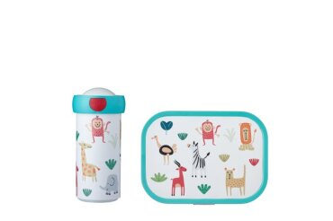 lunchset campus (vb+bd) - animal friends