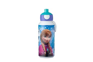 trinkflasche pop-up campus 400 ml - frozen sisters forever