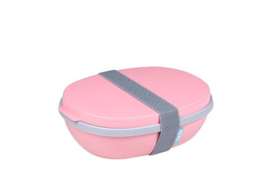 Lunchbox Ellipse Duo - Nordic Pink