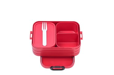 Bento Lunchbox Take a Break midi - Nordic red
