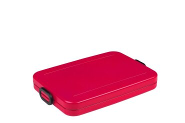 Lunchbox Take a Break flat - Nordic red