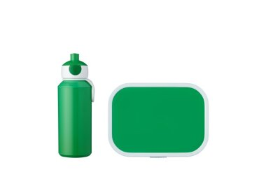 lunchset campus (pu+bd) - green