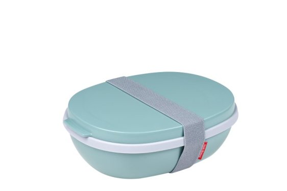 Lunchbox Ellipse Duo - Nordic Green