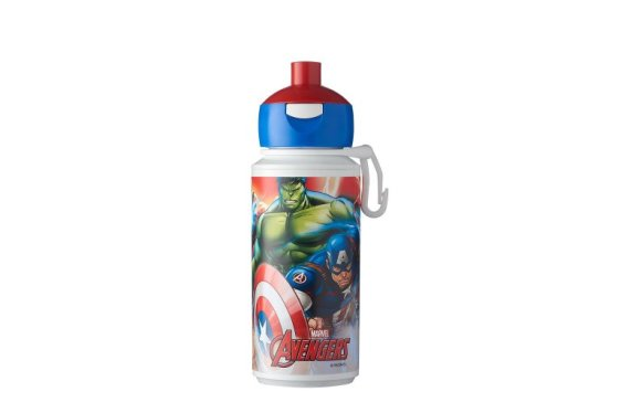 Trinkflasche Campus pop-up 275 ml - Avengers
