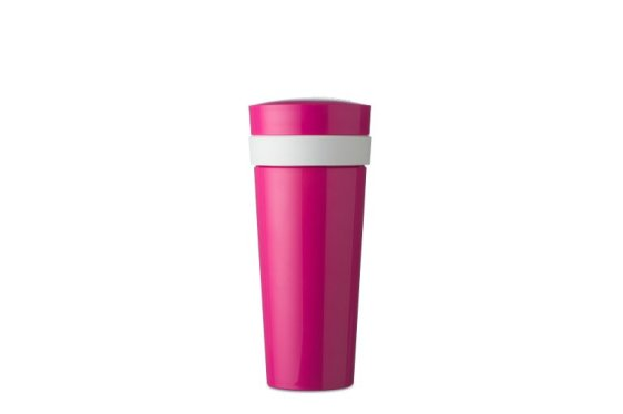 Duobecher Take a Break 400 ml - Pink (rosa)