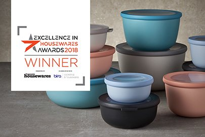Excellence in Homewares award