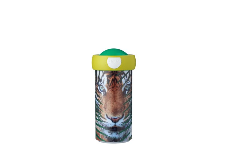 school-beaker-campus-300-ml-animal-planet-tiger