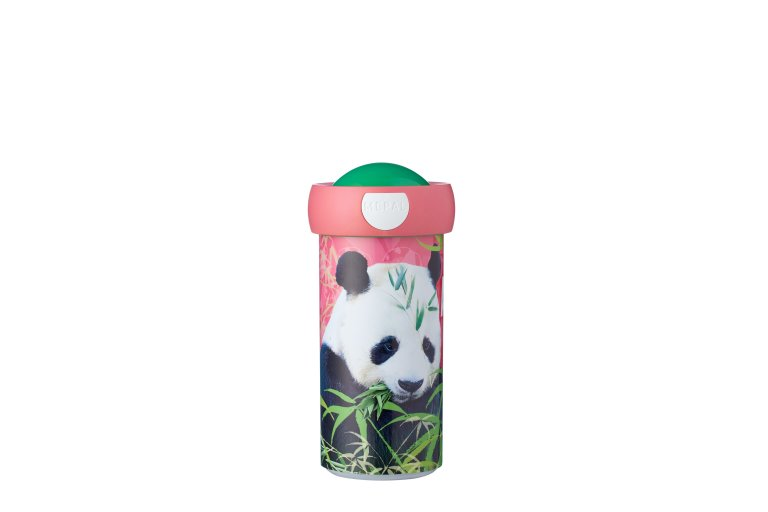 school-beaker-campus-300-ml-animal-planet-panda