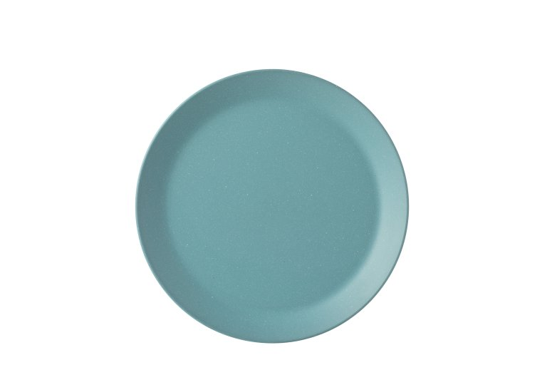 breakfast-plate-bloom-240-mm-pebble-green