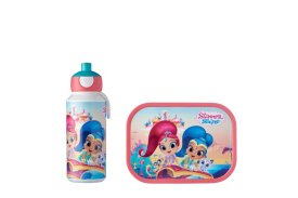 lunch set campus (pu+lb) - shimmer & shine