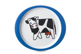 Children Plate - Farm