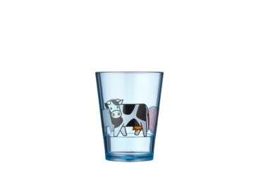 Children's glass 250 ml - Farm