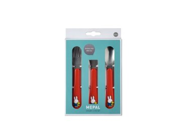 Cutlery Set 3 piece - Miffy Plays