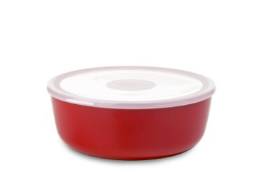 Bowl With Lid Volumia 2.0 L - Luna Red