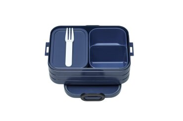 bento lunch box take a break midi - nordic denim