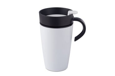 Thermo mug Automatic - White
