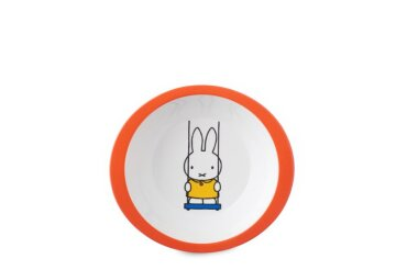 Feeding bowl - Miffy plays