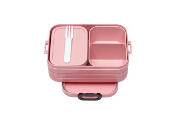 bento lunch box take a break midi - nordic pink
