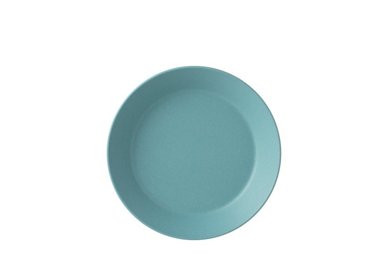 assiette-creuse-bloom-220-mm-pebble-green