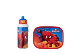 set campus (pu+lb) - ultimate spiderman