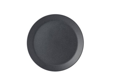petite assiette bloom 240 mm - pebble black