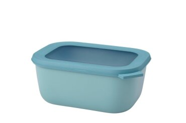 Rosti Mepal Multi Bol 500 ml Nordic Bleu Stockage Des Aliments Repas Micro-ondes congélateur