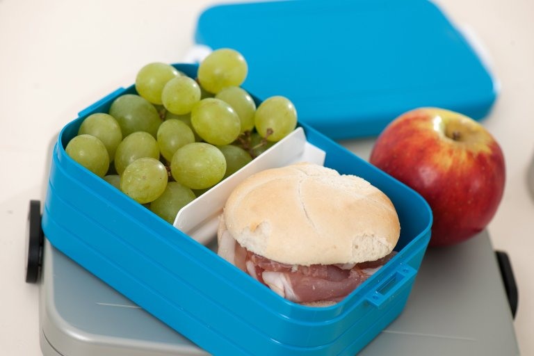 lunchbox-take-a-break-midi-aqua-blauw
