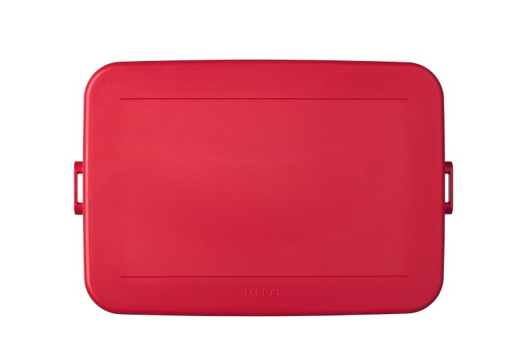 deksel-bento-lunchbox-tab-large-flat-xl-nordic-red