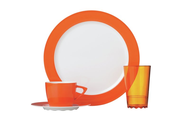 glas-wave-200-ml-eos-oranje