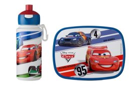 Lunchset Campus pop-up + lunchbox midi - Cars World Grand Prix