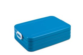 Lunchbox Take a Break large - Aqua (blauw)
