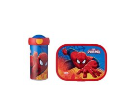 lunchset campus (sb+lb) - ultimate spiderman