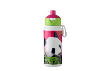 Drinkfles Campus pop-up 275 ml - Animal Planet Panda