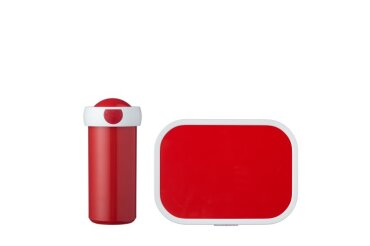 lunchset campus (sb+lb) -  red