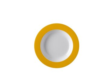 diep bord wave 210 mm - yellow