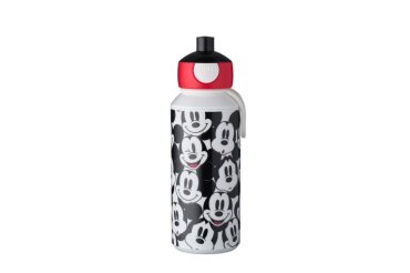 Drinkfles pop-up Campus 400 ml - Mickey Mouse