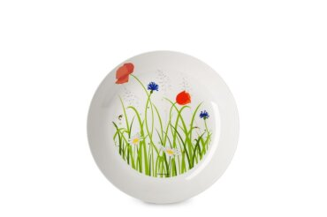 Diep bord Flow 220 mm - Fields Of Flowers