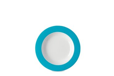 Diep bord Wave 210 mm - Latin Blue