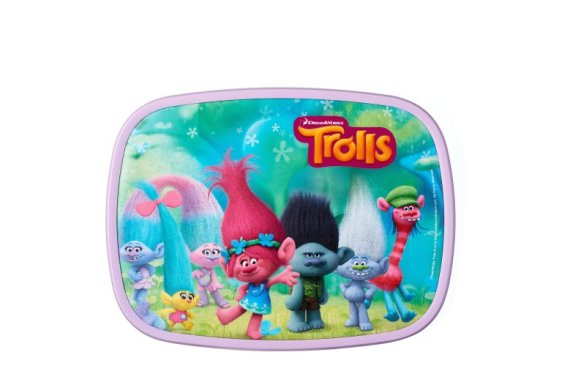 Lunchbox Campus midi - Trolls