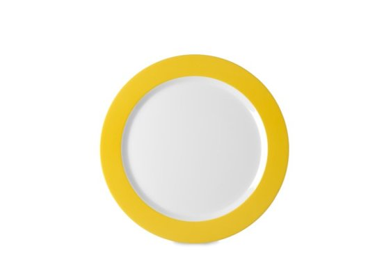 Plat bord Wave 260 mm - Latin Yellow