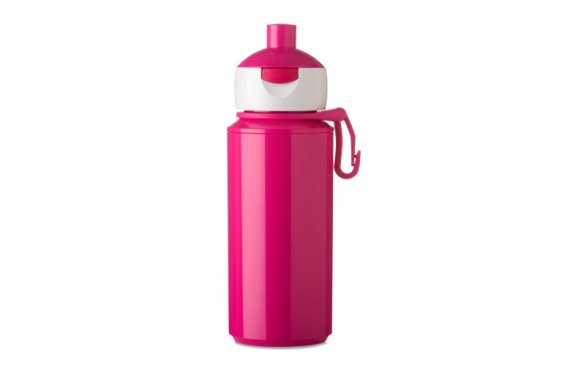 Drinkfles Campus pop-up 275 ml - Pink (roze)