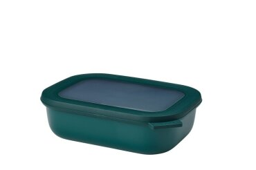 Multi bowl Cirqula rectangular 1000 ml - Nordic pine